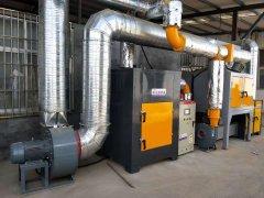 催化燃烧设备中的催化剂没有活性的原因